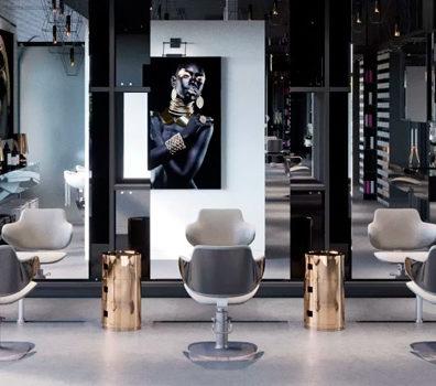 Зеркала для салонов красоты