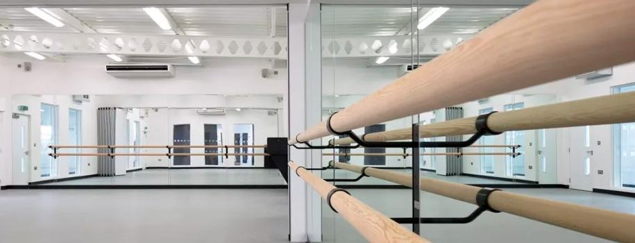Зеркала для танцевального зала