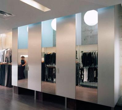 зеркала для торгового центра