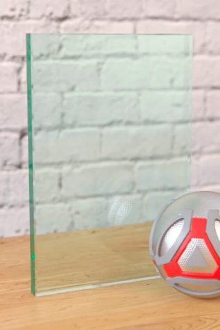 стекло прозрачное
